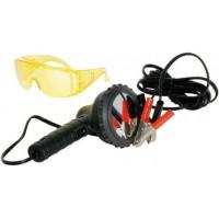 Лампа ультрафиолетовая 100W/12V для поиска утечек + защитные очки в кейсе