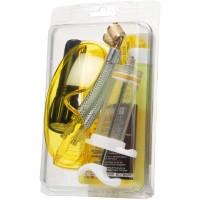 Набор для поиска утечек в системе кондиционирования в блистере (желтый 250мл)