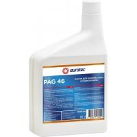 МаслодлякомпрессоровPAG46 Eurotec, бутылка 1000мл 1/12