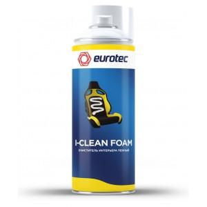 Очиститель интерьера универсальный пенный Eurotec I-Clean Foam, аэрозоль 500 мл 1/12
