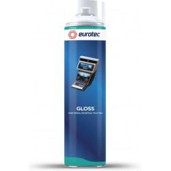 Очиститель-полироль пластика Eurotec Gloss, аэрозоль 750 мл 1/12