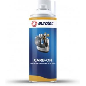 Очиститель дроссельной заслонки Eurotec Carb-ON, аэрозоль 500 мл 1/12