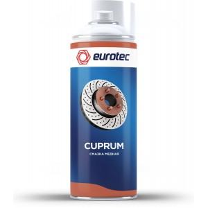 Смазка медная Eurotec Cuprum, аэрозоль 500 мл 1/12
