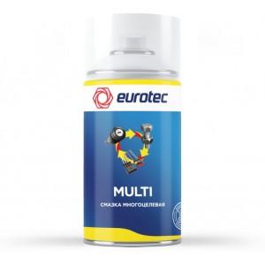 Смазка многоцелевая Eurotec Multi, аэрозоль 150 мл 1/12