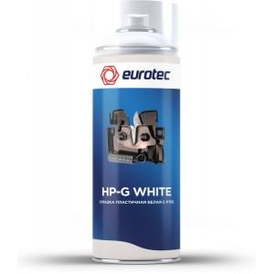 Смазка пластичная белая с PTFE Eurotec HP-G White, аэрозоль 500 мл 1/12