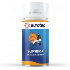 Смазка силиконовая Eurotec Suprim+, аэрозоль 150 мл 1/12