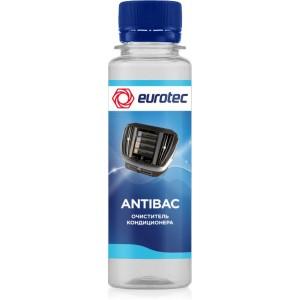 Очиститель системы кондиционирования для УЗО Eurotec Antibac, банка 100 мл 1/24