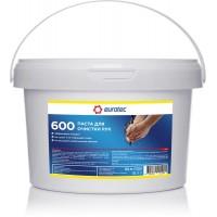 Паста для очистки рук Eurotec 600, банка 10 л 1/1