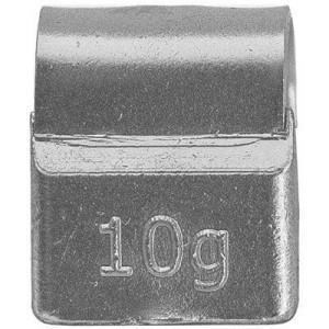 Грузик балансировочный для литых дисков 10 гр, шт 100/100