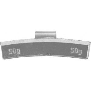Грузик балансировочный для литых дисков 50 гр, шт 50/50