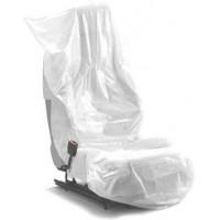 Накидка на сиденье одноразовая Eurotec 700х1635х0.020 500 шт, рулон 1/1