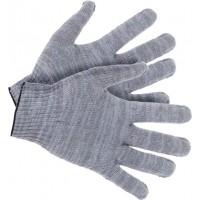 Перчатки трикотажные Eurotec 4 нити 10 кл серые, пара 300/300