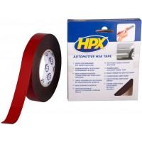 Лента клейкая двусторонняя сильной фиксации HPX 25х1.1 мм, рулон 10 м