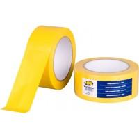 Лента для маркировка пола HPX 50 мм желтая, рулон 33 м 1/36