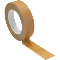 Лента малярная 110°C HPX 19 мм коричневая, рулон 50 м 1/84