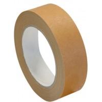 Лента малярная 110°C HPX 25 мм коричневая, рулон 50 м 1/36