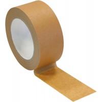 Лента малярная 110°C HPX 50 мм коричневая, рулон 50 м 1/32
