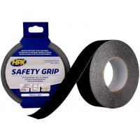 Лента против скольжения HPX Safety Grip 50 мм черная, рулон 18 м