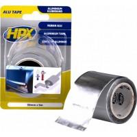 Лента алюминиевая высокотемпературная HPX 50 мм, рулон 5м 1/10