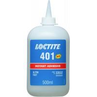 Клей моментального отверждения универсальный Loctite 401, 500 гр 1/1