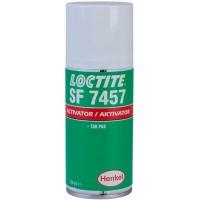 Активатор для цианоакрилатов спрей Loctite SF 7457, аэрозоль 150 мл 12/12