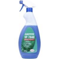 Очиститель универсальный концентрированный Loctite SF 7840, триггер 750 мл 1/12