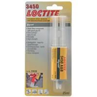 Состав эпоксидный 2К металлонаполненный LOCTITE EA 3450, шприц 2х25 мл 1/50