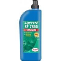 Очиститель рук от краски и лака Loctite SF 7855, банка с дозатором 400 мл 1/12