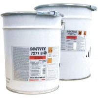 Состав износостойкий 2K эпокс распыл для защиты бетона LOCTITE PC 7277 A+B, банка 3,9 кг + 1,1 кг