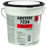 Состав износостойкий 2K эпоксидный от истирания меликим частицами Loctite PC 7234, банка 1 кг