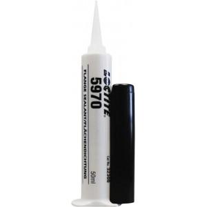 Герметик силиконовый нейтральный LOCTITE SI 5970 BK черный, 50 мл 1/10