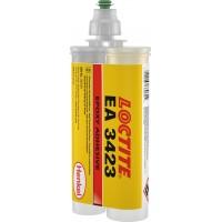 Состав эпоксидный 2К высокой вязкости Loctite EA 3423, картридж под пистолет 2х25 мл 10/10