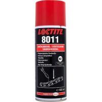 Масло синтетическое для оборудования пищевой промышленности LOCTITE LB 8011, аэрозоль 400 мл 12/12