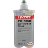 Состав для ремонта конвейерных лент Loctite PC 7350, картридж под пистолет 2х200 мл 6/6