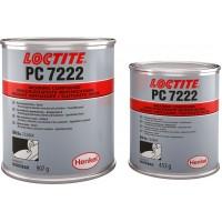 Состав износостойкий 2K эпоксидный с керамическим наполнителем Loctite PC 7222, банка 1,36 кг
