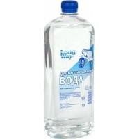 Вода дистиллированная LongWay, бутылка 1 л