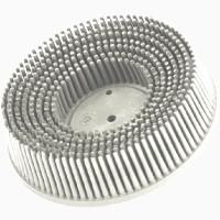 Круг зачистной Ø50 P120 пластик тонкий белый с креплением Roloc™ 3M™ Bristle™