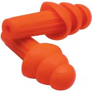 Беруши многоразовые без шнурка Kimberly-Clark H20 (100 пар) оранжевый