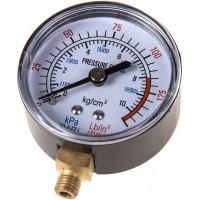 Манометр низкого давления для пеногенератора M1/4'