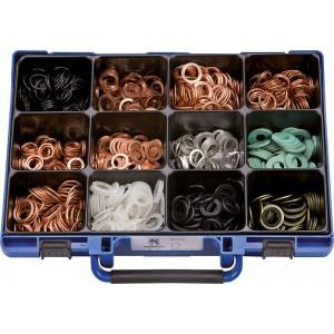 Набор колец уплотнительных для замены масла в чемодане (1000шт.), набор