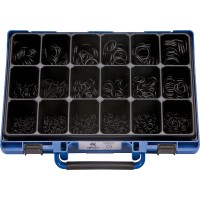 Набор колец уплотнительных пербунан в чемодане (1050шт.), набор