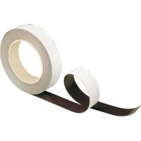 Лента маркирующая магнитная 20ммХ10мХ0,65мм белый, шт.