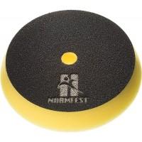 Круг полировальный 150 мм Normfest жесткий желтый, шт 1/2