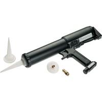 Пистолет пневматический поршневой для герметиков 310/400 мл Normfest