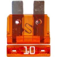 Предохранитель флажковый ATO 10A красный (упак. 50 шт.), шт.