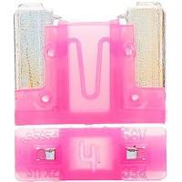 Предохранитель флажковый LOW PROFILE MINI 4А розовый (упак. 25шт.), шт.
