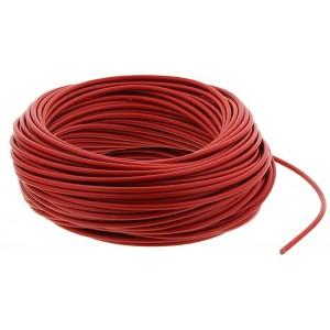 Кабель электрический 6.0 50м красный FL, шт.