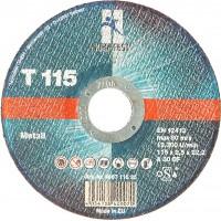 Круг отрезной EHT 115-2.5 A30 BF INOX, шт.