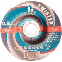 Круг отрезной EHT 115-0.8 A60 BF Twister, шт.