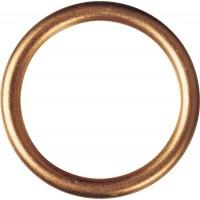Кольцо уплотнительное 12x18x2.0 DIN7603C медное (уп. 100шт.), шт.